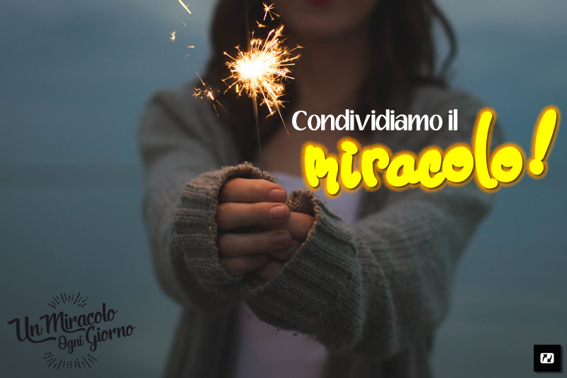condividiamo il miracolo